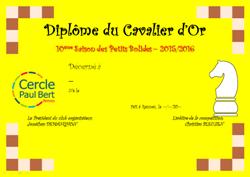 Cavalier_Or - Mini