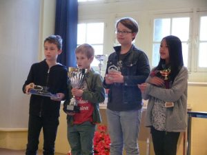 Lauréats Jeunes Vitre
