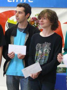 Kevin et Gabriel